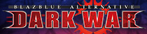 BLAZBLUE ALTERNATIVE DARKWAR蜈ャ蠑上し繧、繝�