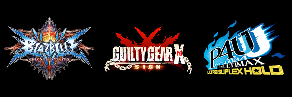 BLAZBLUE/GUILTY GEAR Xrd/P4U2