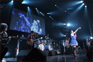 GUILTY GEAR×BLAZBLUE MUSIC LIVE 2011